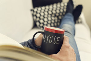 hygge for health and wellness